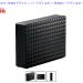 【激安】USB3.0接続 外付けハードディスク 2.0TBが4.780円(送料込み)